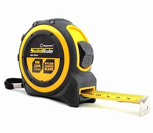 The Best Tape Measure for DIY, Construction and Hobbies ...