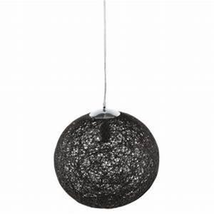 Suspension Rotin Noir : luminaire suspension rotin comparer 102 offres ~ Teatrodelosmanantiales.com Idées de Décoration