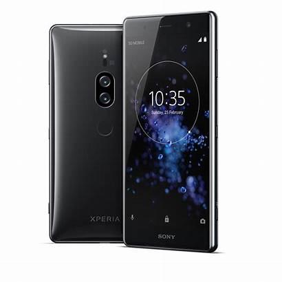 Xperia Sony Xz2 Premium Iso Phone Android