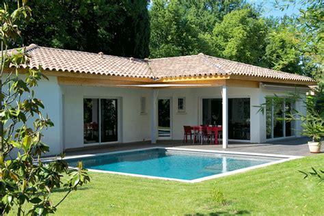 une maison moderne en provencemaison moderne