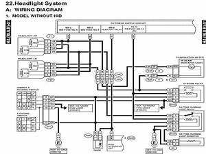 Highlander 2002 User Wiring Diagram
