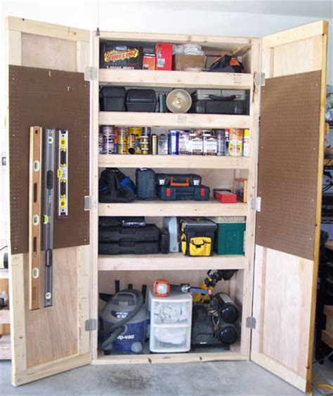 diy garage cabinets 20 diy garage shelving ideas guide patterns