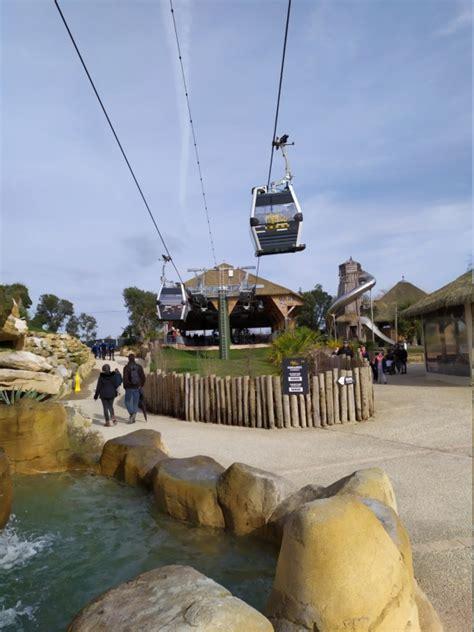 Bienvenue au zoo de beauval. Télécabine débrayable (TCD8) Nuage de Beauval - Zoo de Beauval