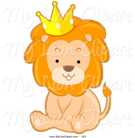 cute lion clipart  clip art