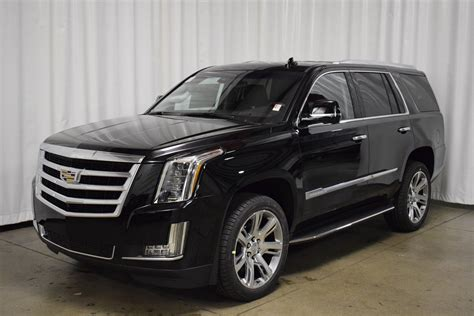 New 2018 Cadillac Escalade Luxury Suv In Fremont #2c18019