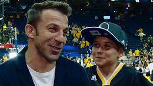 Football Star Alessandro Del Piero At Game 5 of the 2017 ...