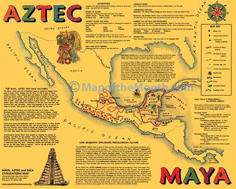 mayans aztecs and incas aztec mesoamerican