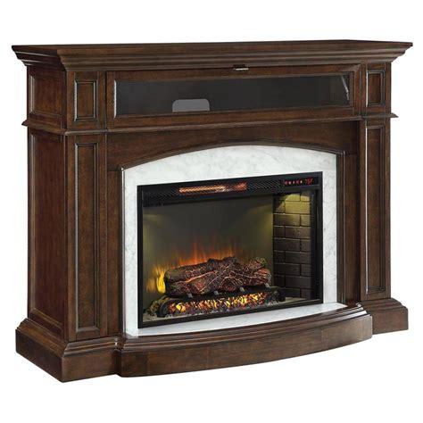 Shop Scott Living Inches Wbtu Electric Fireplace At Lowescom