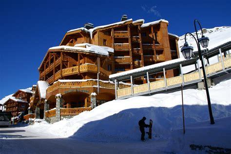 station de ski val thorens alpes du nord savoie vacances