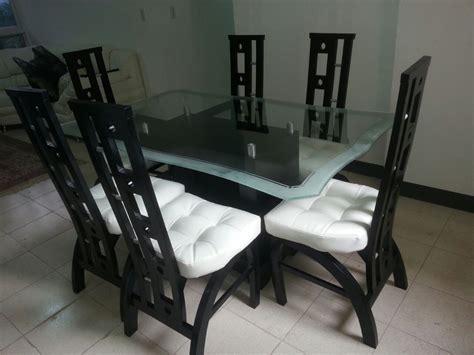 sillas comedor tapizadas modernas sillas modernas comedor tapizadas madera bs 3 500