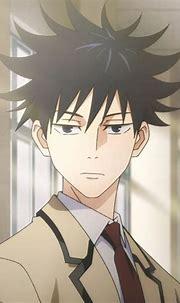 Fushiguro Megumi in 2021   Jujutsu, Anime icons, Aesthetic ...