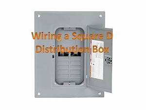 220 Sub Panel Wiring Diagram Wiring A Distribution Box For