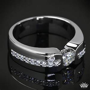 wedding bands mens wedding bands platinum With custom diamond wedding rings
