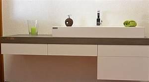 Waschtischplatte Mit Unterschrank : waschtischplatte holz schreinerei holzdesign rapp geisingen ~ Frokenaadalensverden.com Haus und Dekorationen