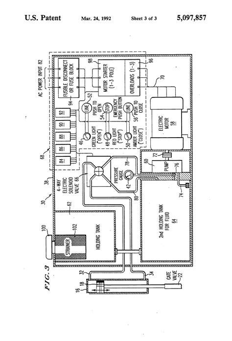 Patent US5097857 - Electro-hydraulic valve-actuator system