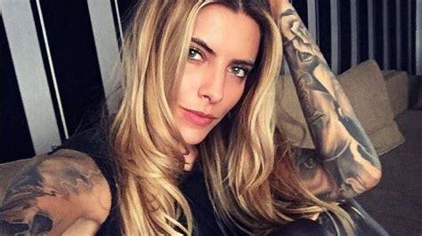 sophia thomalla ueber tattoos und ihre neue sendung sternde