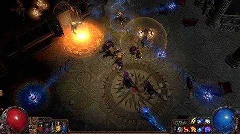 dungeon siege series path of exile screenshots geforce