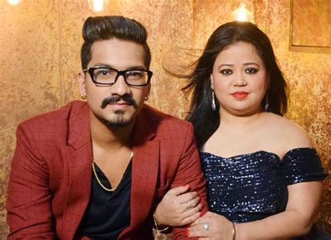 NCB raids comedian Bharti Singh and husband Haarsh ...