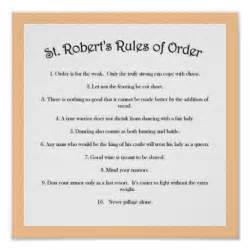 Bowling Sheet Template St Robert 39 S Of Order Poster Zazzle