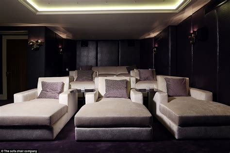 The real cost of George and Amal Clooney's home cinema in