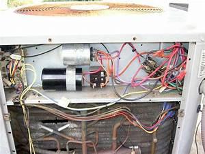 Rheem Air Conditioning Capacitor