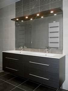 meuble salle de bain but art irene With salle de bain avec meuble de cuisine
