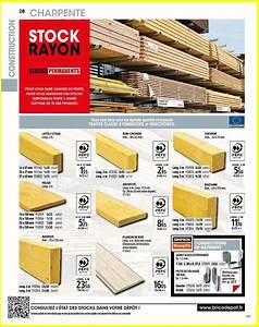 Brico Depot Sainte Genevieve Des Bois : volige bois brico d p t ~ Dailycaller-alerts.com Idées de Décoration