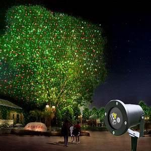 Remote laser beleuchtung grun und rot wasserdichter for Französischer balkon mit laser beleuchtung garten