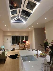 The, Roof, Lantern, Light, Has, Led, Strip, Lights, Hidden, Within, It, Which, Look, Fantastic, At, Night