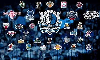 Nba Logos Basketball Team Wallpapers Teams Dallas