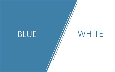 Only Blue And White Background  Hd Wallpaper Download