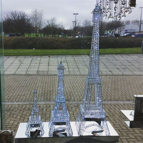 eiffel tower lamps home living