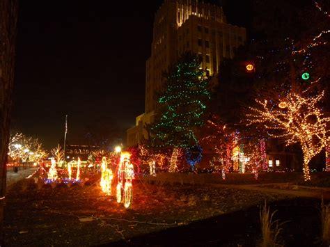 downtown ogden utah christmas lights