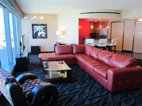 Elara Las Vegas 2 Bedroom Suite by 2 Bedroom Premium Suite Living Room Yelp