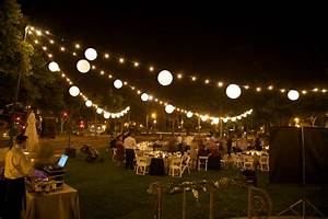 Decorative string lights outdoor - 25 tips by Making Your