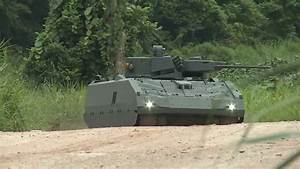 Singapore Next Generation Infantry Fighting Vehicle - YouTube