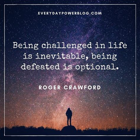 challenge quotes  life love tough times