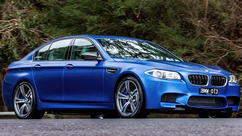 2016 Bmw M5 Pure Review  Road Test Carsguide