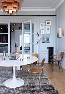 la salle a manger scandinave en 67 photos With meuble de salle a manger avec tapis cuisine scandinave