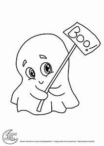 Dessin Facile Halloween : monde des petits coloriages imprimer ~ Melissatoandfro.com Idées de Décoration