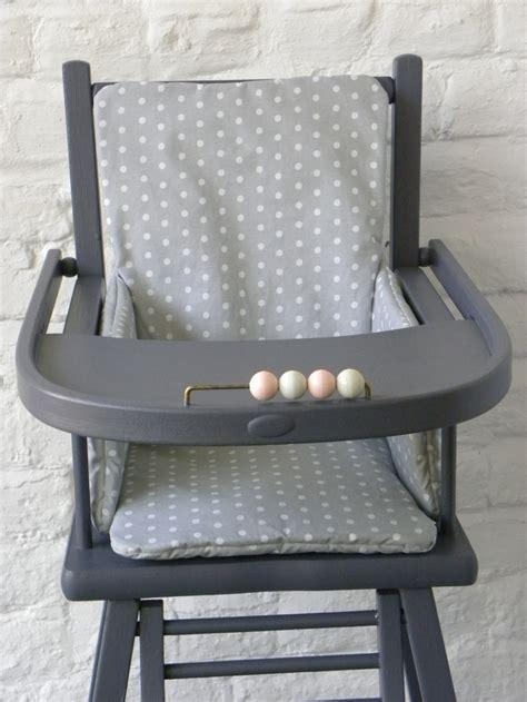 coussin rond pour chaise coussin de chaise haute