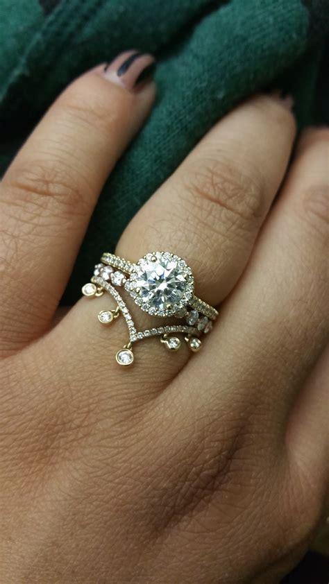 luxury engagement ring versus wedding ring matvuk com