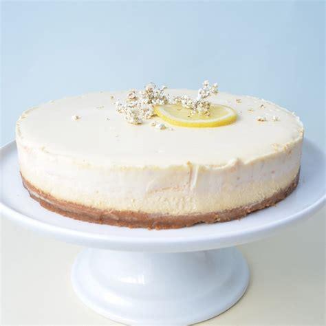 les desserts en saison pour le mois de mai le cheesecake au sirop de sureau cakes