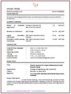 resume for experienced computer professional curriculum vitae resume template for all seekers excellent exle of a