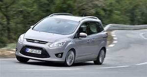 Essai Ford C Max : essai ford grand c max 2 0 tdci 163 powershift l 39 ge de raison ~ Medecine-chirurgie-esthetiques.com Avis de Voitures