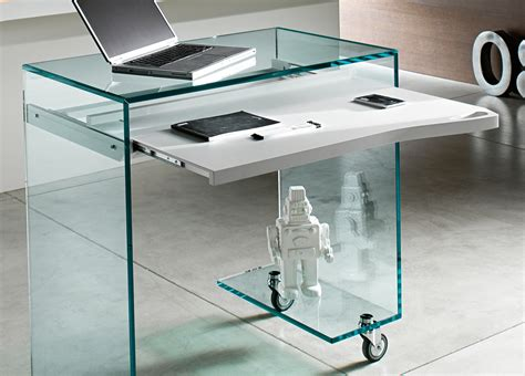 glass desk for sale tonelli work box glass desk glass desks home office