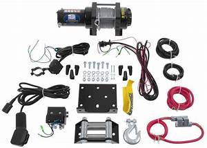 Does The Superwinch Lt3000atv Winch   Sw1130220 Come With