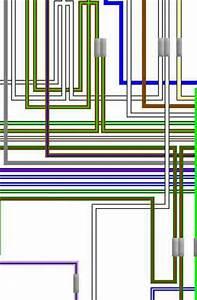 Triumph Tr7 Color Wire Diagrams