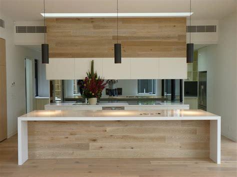 Island Kitchen Layout 41 Moderne Küchen In Eiche Helles Holz Liegt Im Trend