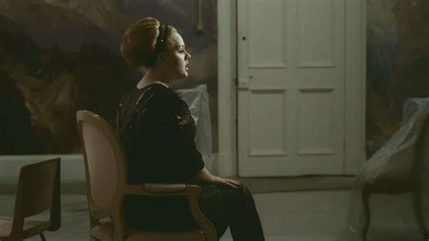 Adele 'rolling In The Deep' Music Video